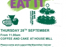 Macmillan Cancer 2017